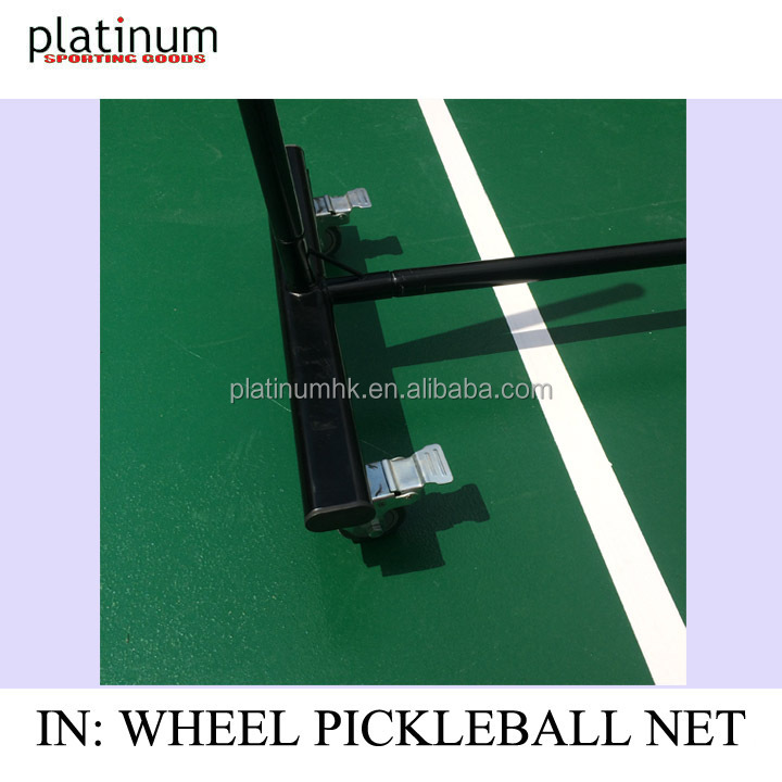 Wheel Pickleball Net