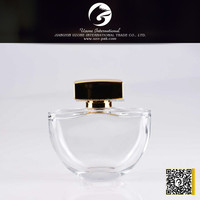 car air freshener perfume bottle, unique shape perfume bottle, glass perfume bottle