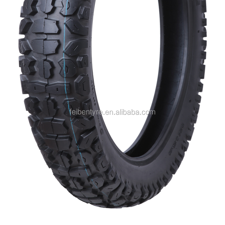 CHINA HIGH QUALITY MOTORCYCLE OFF ROAD TYRE 3.50-18