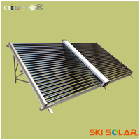 solar panel vacuum tube solar collector china price for swimming pool