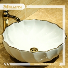 Countertop Bathroom Vanity Cabinet Wash Basins ceramic wash basin price in india triangular sink