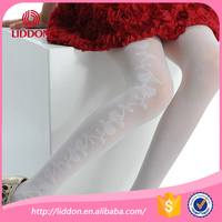 White jacquard japanese elite pantyhose beautiful young girl 2013 little ladies sexy translucence nylon pantyhose
