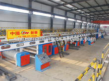 Pakistan Market--3 ply Automatic corrugated paperboard production line