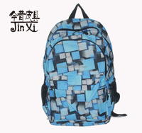 Good quality Colorful laptop backpack school backpack for students and teenagers
