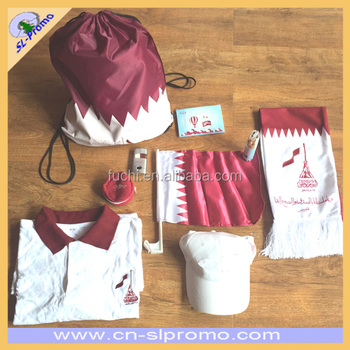 Hot sales Qatar National day gift/Promotional QND gift set/all kinds of National day items available