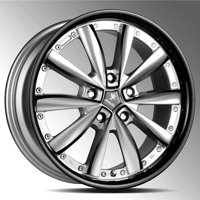 Top manufacturer alto full face used full face alloy wheels