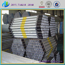 hot dipped galvanized steel scaffolding pipe, scaffolding joint pin