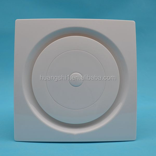 High Quality Ventilation Solar Powered And Electric Exhaust Fan For Kitchen And Bathroom Use