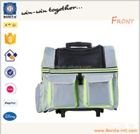 Hottest pet bag trolley pet carrier bag dog carrier bag