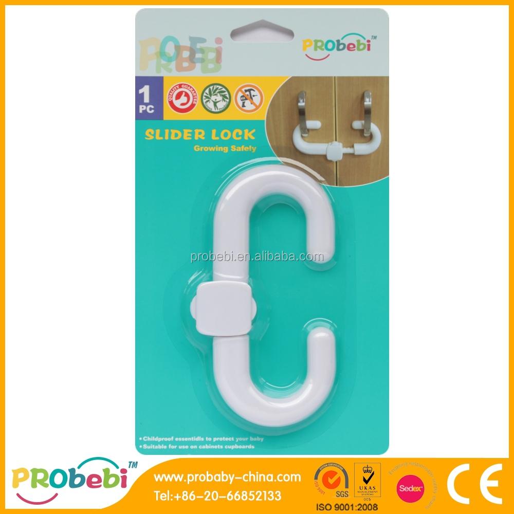 Child safety cabinet door locks kitchen cupboard lock for Child safety lock for kitchen cabinets