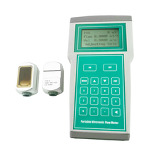 Made in China Good Price Ultrasonic Clamp On Flow Meter