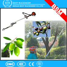 Henan Best Olive tree shaker/walnut harvester electric olive harvester machine