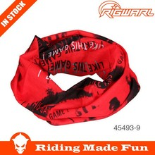 Rigwarl Custom Cycling Sport Kerchief Fabric Cotton Silk Kerchief