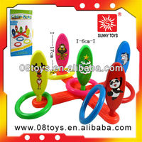 Promotion Gift Funny Colorful Plastic Circle