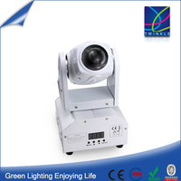 30W DMX RGBW 4-in-1 Mini LED Moving head light for DJ, Club, Party and Stage light