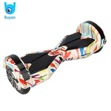 2017 New Hot sale self smart balance hover board scooter 2 wheel mini portable balance electric of the car