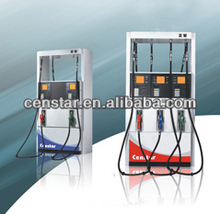 Fuel dispenser CENSTAR 42 series, famous brand electric suction pump in China