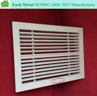 Air grille with obd