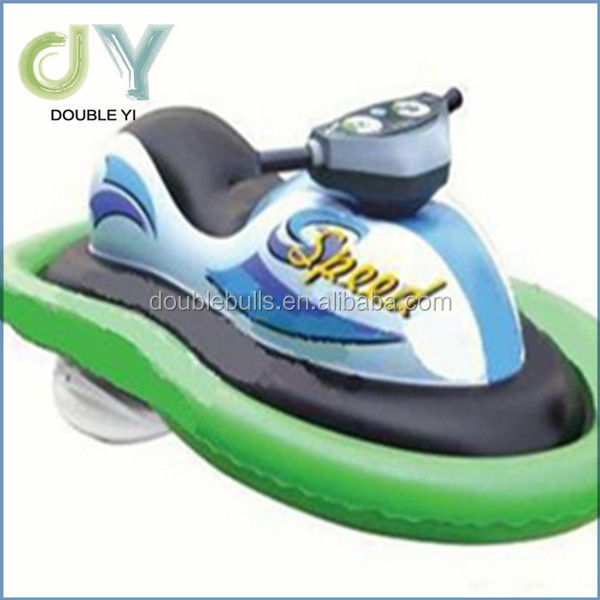 Custom inflatable PVC boat /entertainment motorboat / inflatable environmental protection boat