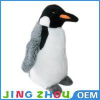 2015 plush toy manufacturer/shenzhen plush toys/pingu soft toy