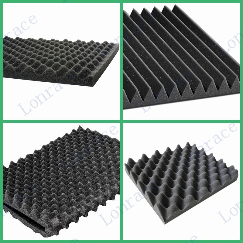 sound absorbing acoustic foam panels absorber