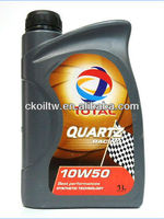 Total automotive lubricants motor oils