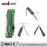 Patented multifunction scissors pocket knife wire cutting pliers all in one