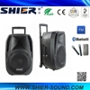 Top Selling Rechargeable Trolley Guitar Speakers Subwoofer For Stage