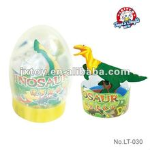 Magic egg-shaped toys/Paper dinosaur Carnivorous dragon