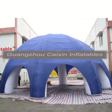 2017 inflatable membrane architecture tent ,pneumatic membrane structure tent