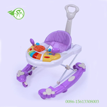 greensky round type baby walker / walk aid /6 to 14 month brand Co-cheap baby walker aid