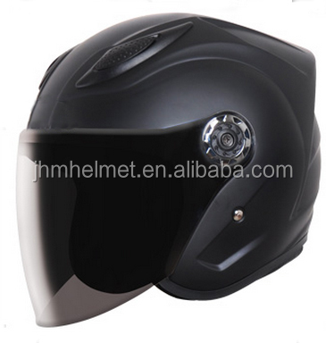 Index Titan design open face motorcycle helmet