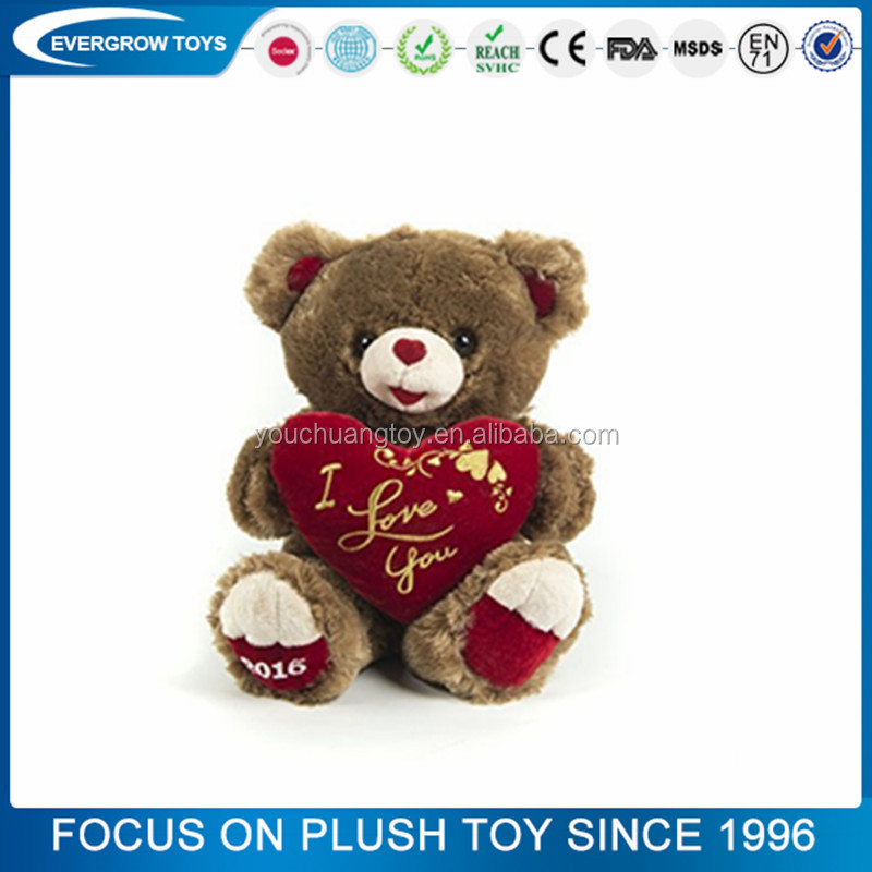 custom new style high-quality EN-71 teddy bear toys