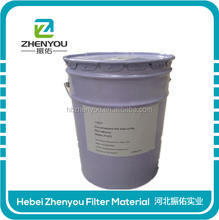 china made epoxy adhesive grout price for air/oil/fuel filter