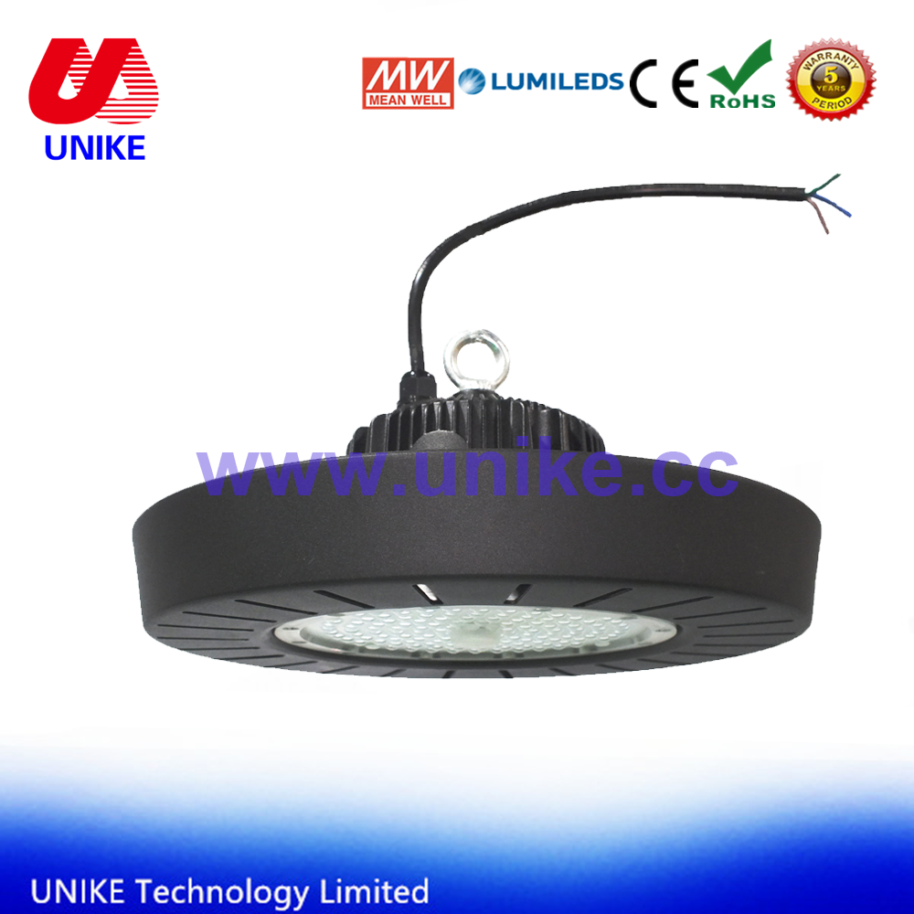 UNK-HB100Q replace 400W HID dimmable warm white waterproof 100w led Low Bay Lighting