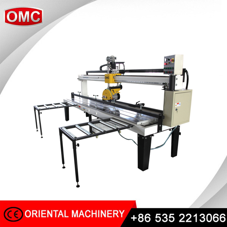 OSC-S multi-function automatic granite stone polishing cutting machine