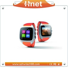 Alibaba hot selling multi-function Wifi Smart Watch Iradish I6 Android4.2 smart watch phone