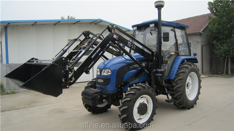 China made CE certificated mahindra tractor front end loader