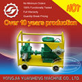 rotary vane type gasoline transfer pump with 100% bronze vanes also for diesel transfer