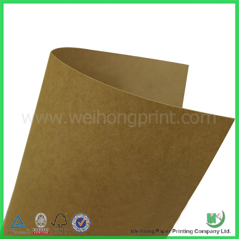 Cheap Brown Kraft Paper /Corrugated Paper Roll Fast Suppplier