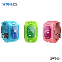 Original Wonlex GW300 Flip Smart Kids GPS Watch Phone WiFi Kids GPS Watch Phone