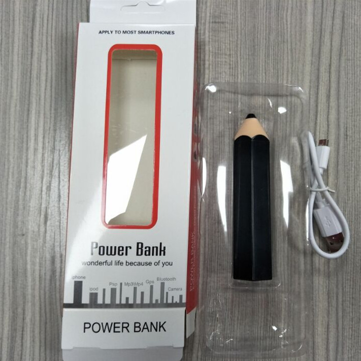 18650 battery , High quality promotionl USB 2600mah power bank