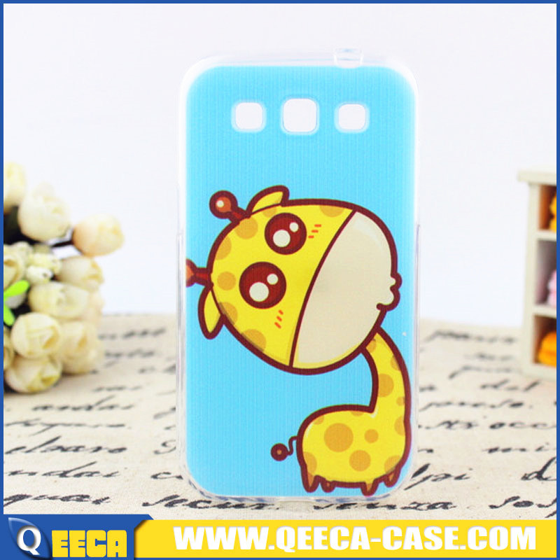 Design your own TPU soft back cover case for samsung galaxy win i8552