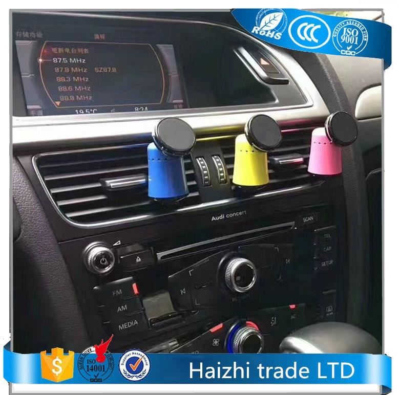cell phone holders 360 degree car holder Aromatherapy air vent mount