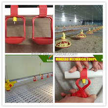 poultry chicken house baby chick feeding drinking system