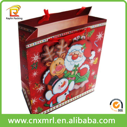 Low cost high quality bags factory paper bag custom special 3d gift paper bag
