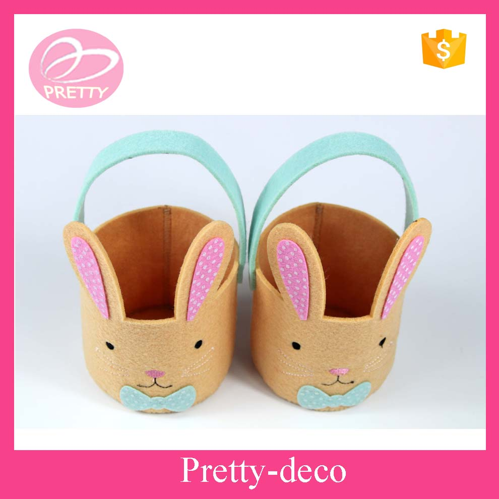 Factory supplier handicraft eco friendly cute animal shaped bag for kids