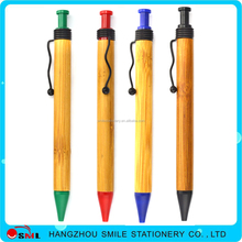 Cheap wood pen eco friendly pen with bamboo stylus ball pen