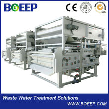 High Capacity Belt Filter Press Machine For Sludge Dewatering