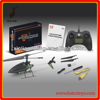 Model king 2.4Ghz 4-CH single propeller rc helicopter